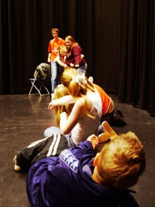 M6 Youth Theatre workshop